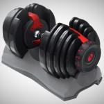gift ideas for men - Bowflex SelectTech 552 Adjustable Dumbbells