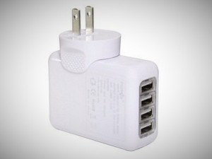 multiple port usb wall charger