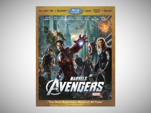 stuff guys want - the avengers movie bluray