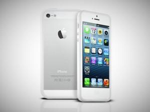 stuff for guys - white photive iphone 5 bumper case
