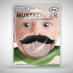 Baby Mustache Pacifier - Baby Gifts
