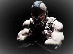 bane batman mask