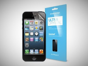 gift ideas for men SPIGEN SGP iPhone 5 Screen Protector Clear Steinheil Ultra Crystal
