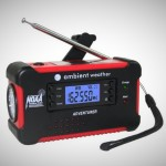 gift ideas for men emergency handcrank radio