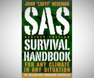 gift ideas for men outdoor survival handbook