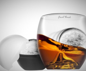 whisky ice ball
