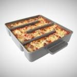 Lasagna Edge Pan
