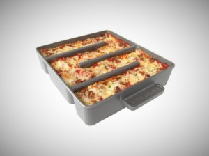 Lasagna Edge Pan