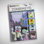 Zombie Key Topper