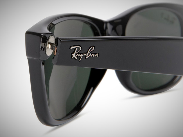 ray ban new wayfarer sunglasses glossy black  ray ban new wayfarer sunglasses trending gear ~ #coolstuff that #guyswant