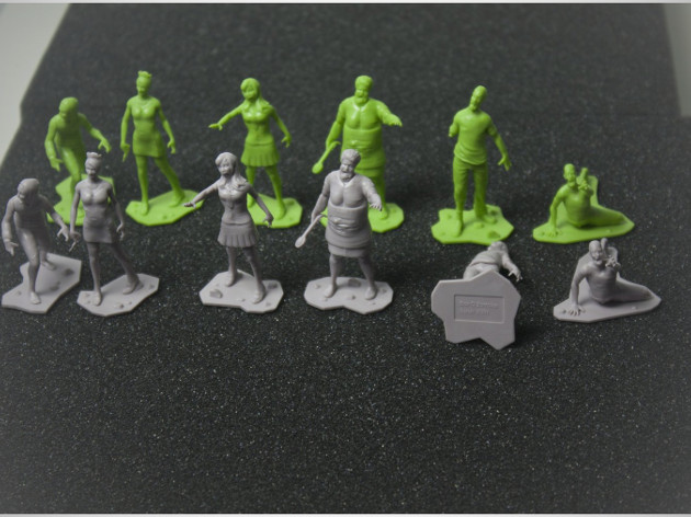 Cool Toy Army Men : Bag of zombie army men trending gear coolstuff that